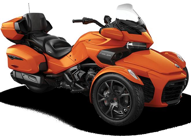 Spyder F3 Limited