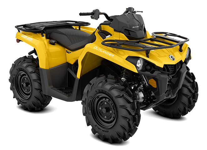 Can-Am Outlander PRO 450 / 570
