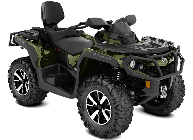 Can-Am Outlander Max Limited