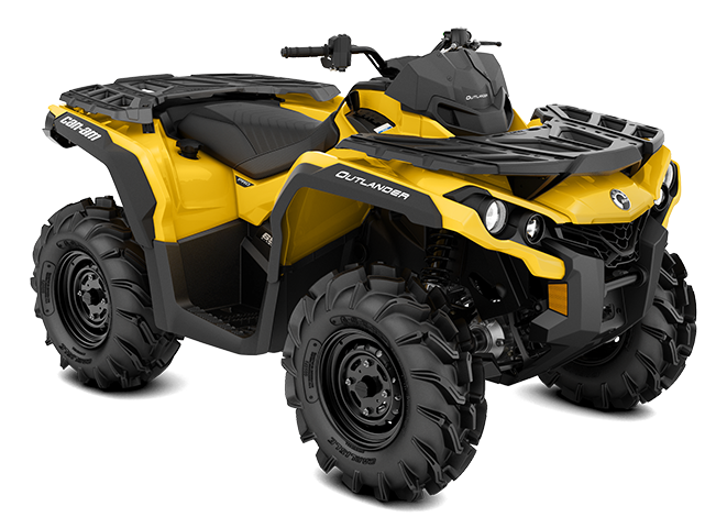 Can-Am Outlander PRO 650